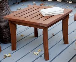 inspiring diy patio side table patio design 391