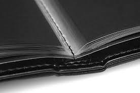 portfolio book detail binding