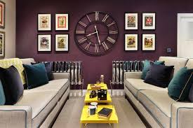 wall clocks living room