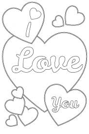 Small Picture I love you coloring pages cute ColoringStar