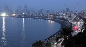 the city of lights here it will always be bombay the n  a friday evening at marine drive is like all others dramatic photos