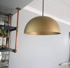 Dome Kitchen Light Fixture