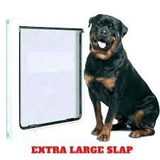 giant dog door pet for sliding glass medium size of super