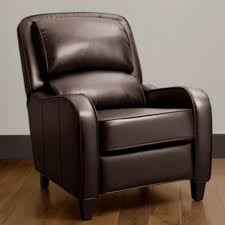 small leather chairs for small spaces. Bedroom Chair For Small Space Faux Dark Leather Upholstered Armchair Which Suitable Spaces As Well Narrow Recliner And 580×580 Chairs