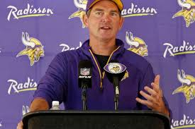 Minnesota Vikings Release First Depth Chart Of 2014 Daily