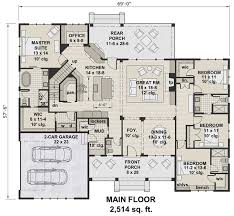 plan 38 541 floor plan