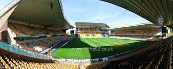 Molineux Stadium Seating Chart Football League Ground Guide Wolverhampton Wanderers Fc