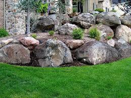 images boulder retaining walls bing