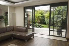 double sliding glass doors