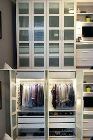 Wonderful Ikea Bedroom Closet The Home Tour Squad Built A Custom Wardrobe In Their  Bedroom Storage Makeover . Ikea Bedroom Closet ...