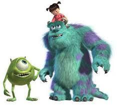 Hasil gambar untuk monster inc