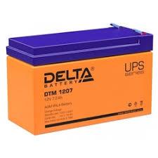 Аккумуляторные <b>батареи DELTA</b> — купить на Яндекс.Маркете