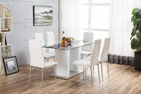 white glass dining tables and chairs round white glass dining table and chairs white glass dining tables louis 160 cm white glass dining table with 4 chairs