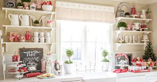 Kitchen Decorative Filled Jars 100 Ways To Decorate Your Kitchen For The Holidays 32