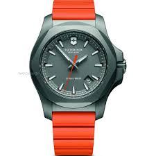 "victorinox swiss army watch shop comâ""¢ mens victorinox swiss army i n o x watch 241758"