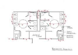 handicap bathroom floor plans commercial. incredible awesome handicap bathroom requirements 7 ada also adaada residential floor plans commercial u