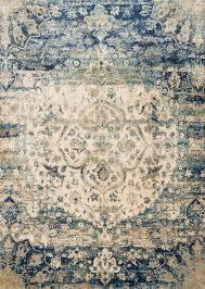loloi rugs anastasia af 06 blue ivory area rug