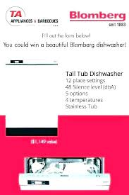 What Does Decibel Mean In Dishwashers What Does Decibel Mean