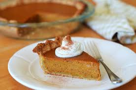 perfect pumpkin pie once upon a chef