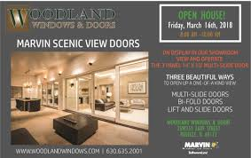 scenic doors open house march 16th