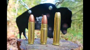 4570 Vs 450 Bushmaster Vs 458 Socom Shooting Steel Big Dong Targets