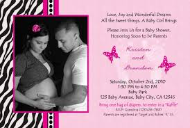 Best Pink Zebra Invitations Products On WaneloPink Zebra Baby Shower Invitations
