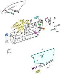 door corvette parts and accessories door