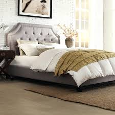 ... Full size of Arch Tufted Headboard Queen Skyline High Arch Tufted  Headboard Skyline Furniture Tufted High ...