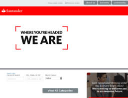 santander bank jobs access jobs santanderbank com working at santander bank
