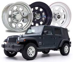 Truck Rims, Off Road Truck Rims, & 4x4 Truck Rims from 4 Wheel Parts ...