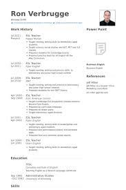 Esol Cv Writing Lesson Plan   Professional resumes sample online