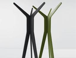 Black Wood Coat Rack Extraordinary Metal And Wood Standing Coat Rack Sevenstonesinc