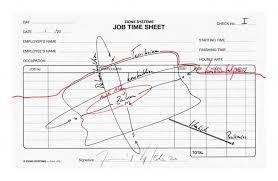 Sheet Time Territorium Kontinentalgrenze Job Time Sheet Adkv