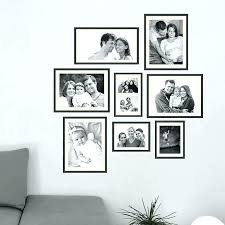 picture frames wall ideas decorations personalised family photo in frame remodel 8 for family tree picture frame wall