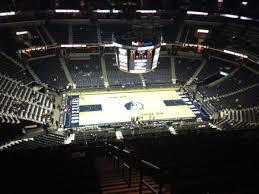 Fedex Forum Section 207 Home Of Memphis Grizzlies Memphis