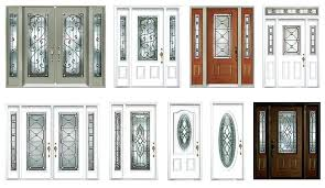 showy wrought iron inserts for entry doors stained glass door inserts evergreen windows doors with decor