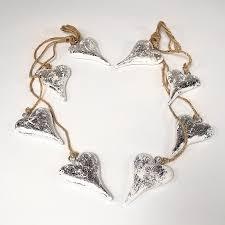 <b>Гирлянда подвесная</b> Snow Hearts, 4 шт. от <b>Enjoyme</b> (арт ...