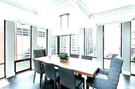 full size of chandelier height above table lier hanging over dining full image for proper to