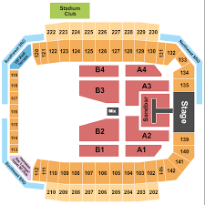 Kenny Chesney Seating Chart Best Picture Of Chart Anyimage Org