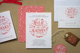 how to diy wedding invitations a practical wedding we're your Design Wedding Invitations With Pictures white wedding invitations with flowery red type design wedding invitations with photos