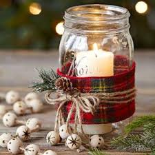 Mason Jar Decorations For Christmas 100 Mason Jar DIY Christmas Decorations Prudent Penny Pincher 10