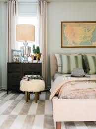 Living Room And Bedroom Small Bedroom Color Schemes Pictures Options Ideas Hgtv