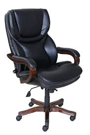 office recliner chair.  Chair The Serta Executive Office Chair Has Been Designed For Big And Tall Users  With Plenty Of Height Adjustments Supporting Up To 350lb In Weight  To Office Recliner Chair R