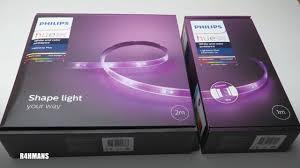 Philips Hue Shape Light Extension Philips Hue Light Strip V3 2018