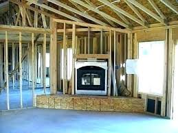 fireplace wood frame frame around fireplace framing fireplace insert framing for gas fireplace built in wood