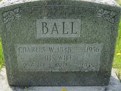 Rev Charles Wesley Ball (1848-1936) - Find A Grave Memorial