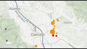 Strong Jolt From Earthquakes Felt In California Swarm Of