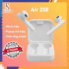 Tai nghe không dây bluetooth Xiaomi Air 2SE chính hãng - Ngăn nước - Độ trễ  thấp - Chống ồn - Chống bám vân [BH 6 tháng]