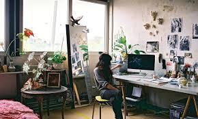 Home Art Studio Ideas Description Small