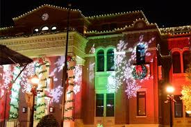 Home for the Holidays Southlake 2015 Town Hall Lit UP